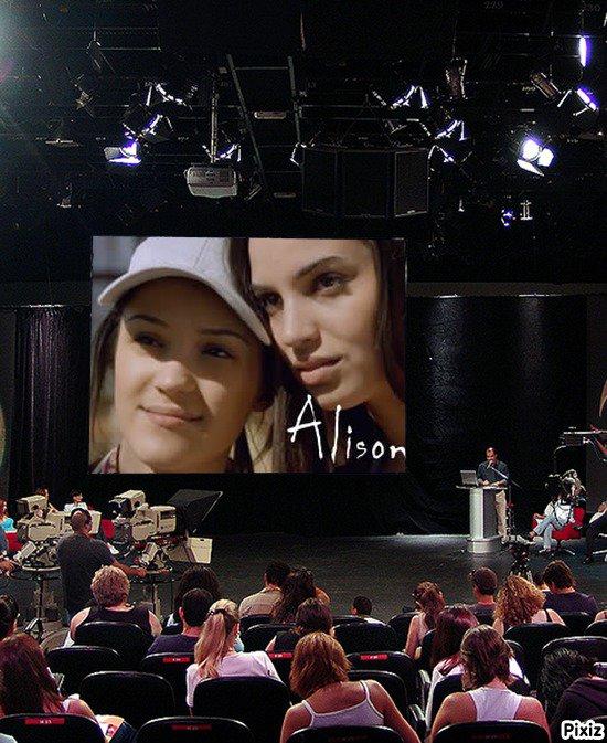 Alison (Myra Tyliann)