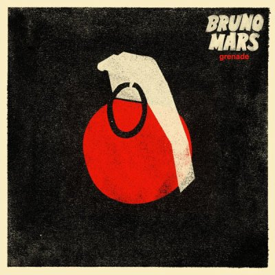 Grenade  de Bruno Mars  sur Skyrock