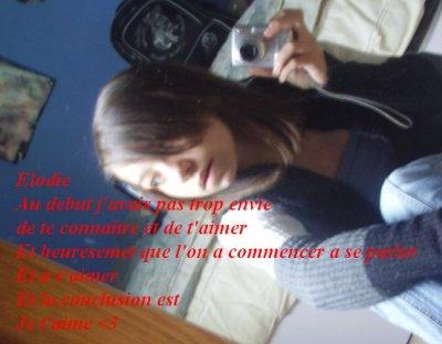 Encore Elodie