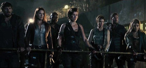 Revue - Resident Evil: The Final Chapter