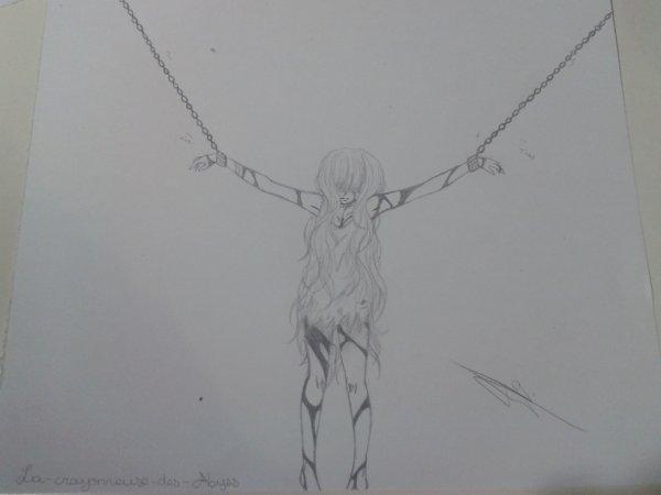 Les chaînes de mon esprit