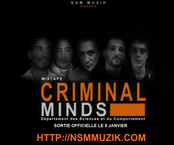 "Criminal Minds / MYSTIK ""Moteur"" Criminal Minds (2011)"