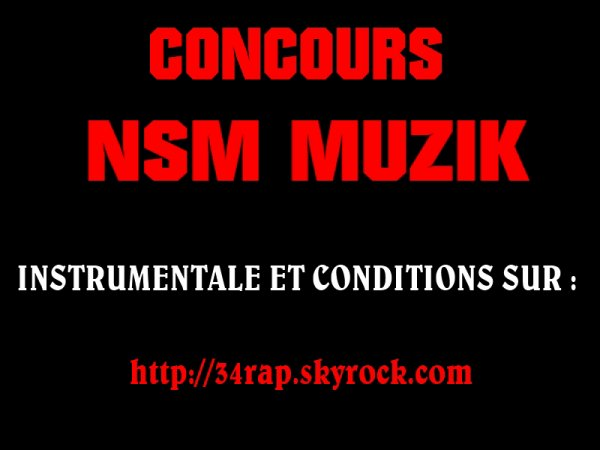 Instrumentale concours NSM MUZIK (2012)