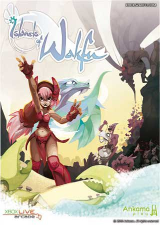 mes jeux favorites au monde : Dofus, Islands of Wakfus et Wakfu