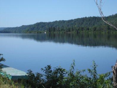 la suite de photo paysage (lac st-jean en 2008) : photo par moi