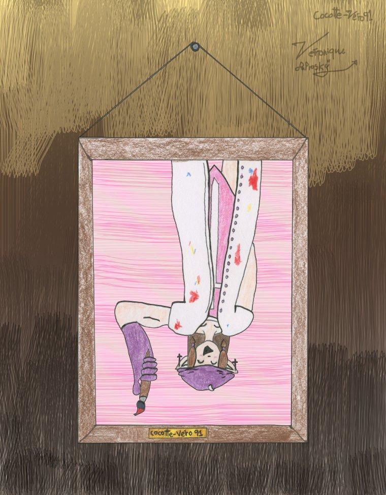pour mon plaisir de dessiner des perso Dofus