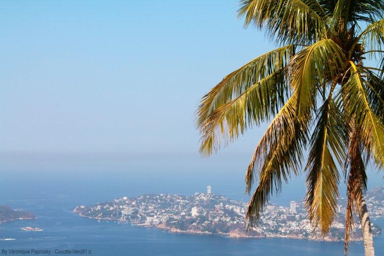 8e voyage Mexique à Acapulco : photo par moi