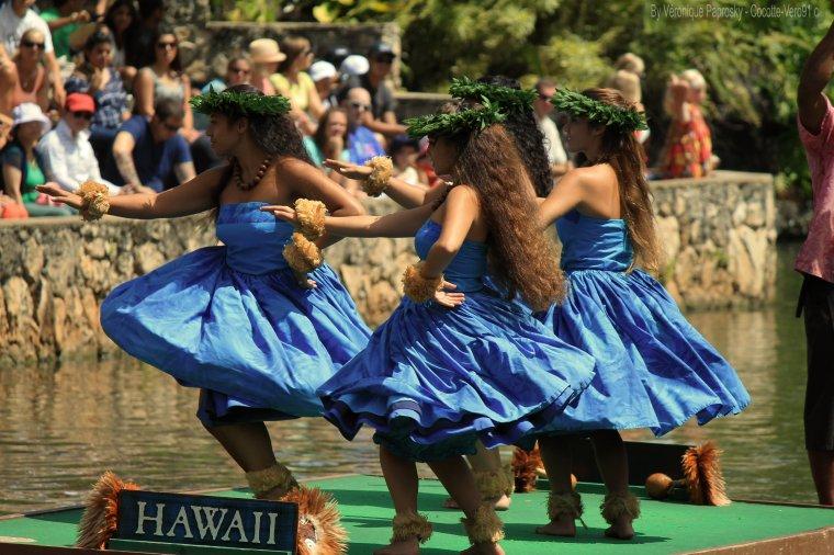 11e voyage Hawaii la suite avec des dances culturels des iles du Pacifique : photo par moi
