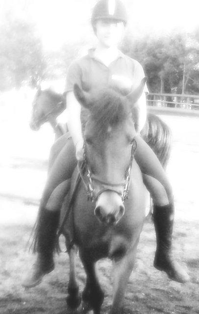 Ma petite ponette, mon grand amour ♥