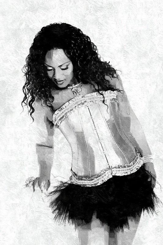 Danielle Crusoé page fan