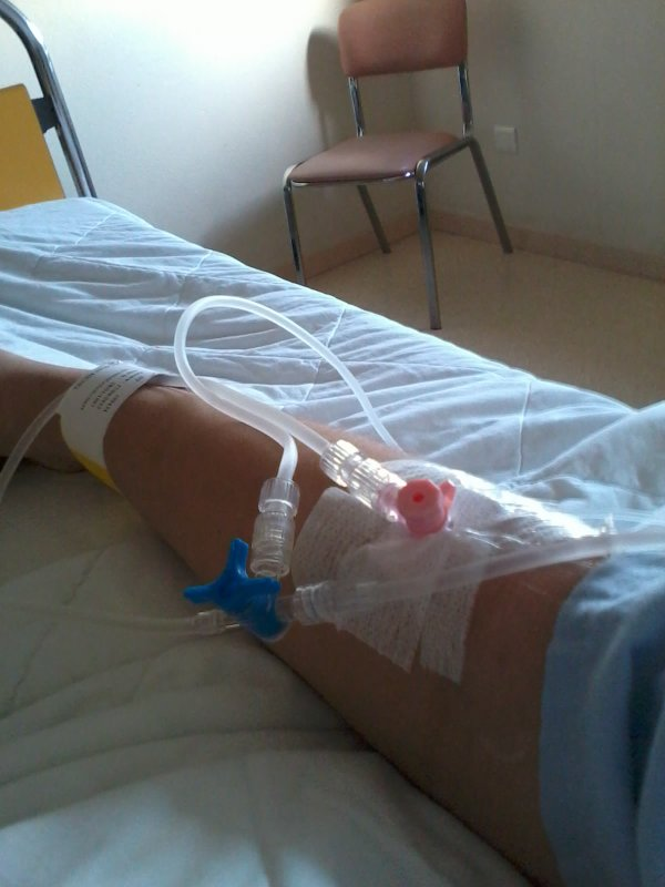 Ma maladie