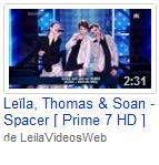 [19/05/09] Leïla - Prime 07 : Babooshka & Ma Plus Belle Histoire d'Amour < Facebook | Youtube | Myspace | Twitter Fans | Noomiz | Forum >