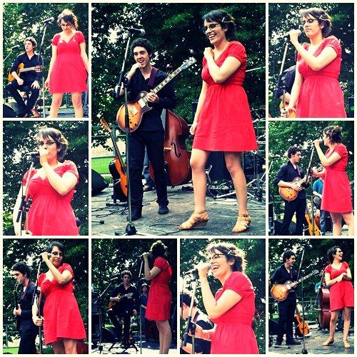 [11/06/10] Leila And The Koalas en concert au Parc de Bréquigny à Rennes < Facebook | Youtube | Myspace | Twitter Fans | Noomiz | Forum >