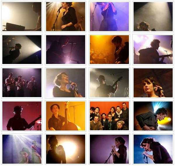 [21/11/10] Leila And The Koalas lors du Festival K-Barré < Facebook   Youtube   Myspace   Twitter Fans   Noomiz   Forum >