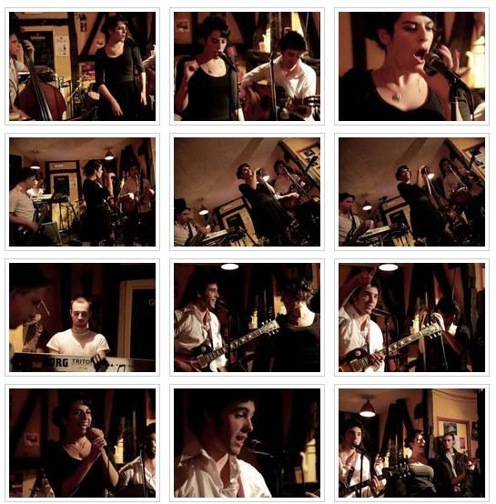 [22/11/10] Leila And The Koalas en concert au bar La Trinquette < Facebook | Youtube | Myspace | Twitter Fans | Noomiz | Forum >