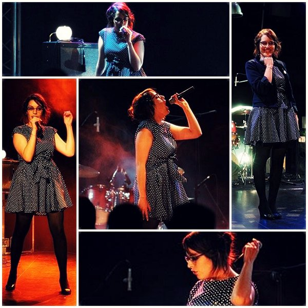 [11/12/09] Leïla en concert à Pont de l'Arche < Facebook | Youtube | Myspace | Twitter Fans | Noomiz | Forum >