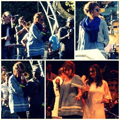[29/08/09] Concert de la Tournée Nouvelle Star en hommage à Charles Trenet avec Tina Arena, Stanislas, Lio, et Laurent Boyer à Narbonne < Facebook | Youtube | Myspace | Twitter Fans | Noomiz | Forum >