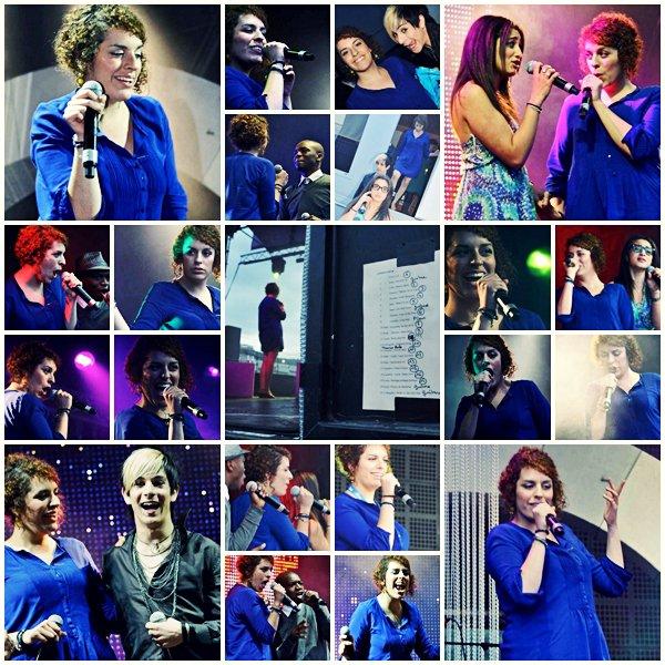 [11/07/09] Tournée Nouvelle Star 2009 à Francorchamps ! < Facebook | Youtube | Myspace | Twitter Fans | Noomiz | Forum >