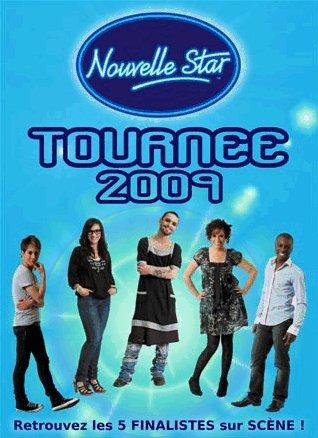 Les Dates de la tournée Nouvelle Star 2009 avec Leïla, Camélia Jordana, Thomas, Dalé & Soan < Facebook | Youtube | Myspace | Twitter Fans | Noomiz | Forum >