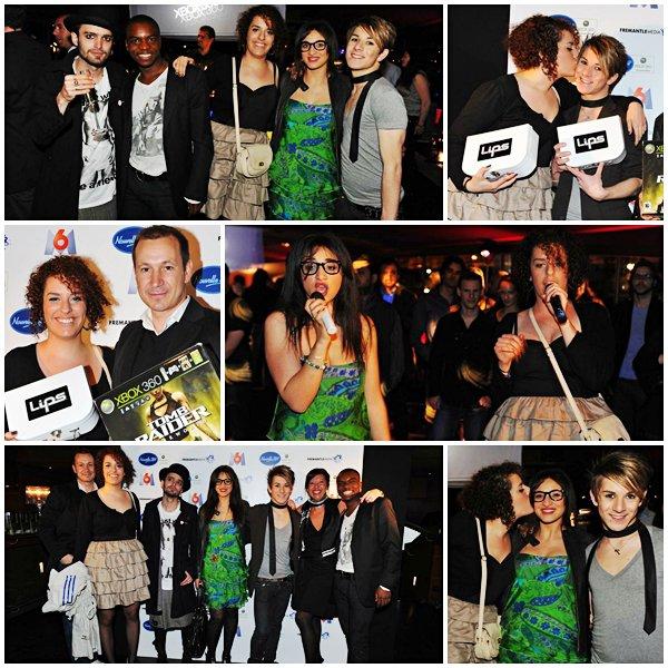 [20/05/09] Interview et Photos des 5 derniers Finalistes lors d'une Soirée Parisienne < Facebook | Youtube | Myspace | Twitter Fans | Noomiz | Forum >
