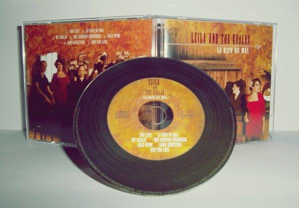 [06/04/11] ALBUM : LEILA AND THE KOALAS « LE BIEN DU MAL » < Facebook   Youtube   Myspace   Twitter Fans   Noomiz   Forum >