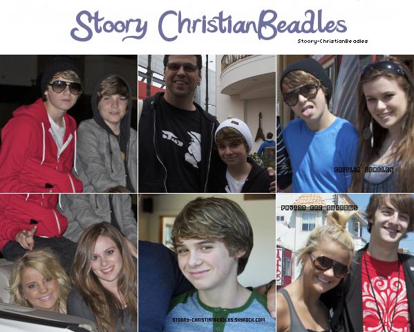 *Nouvelles photos de Christian. **Il est Magnifique ! :D. *