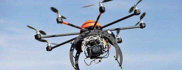 Securitas démocratise le drone auprès des agents de sécurité.