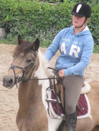 Le poney de ma vie ... Kiwi <3