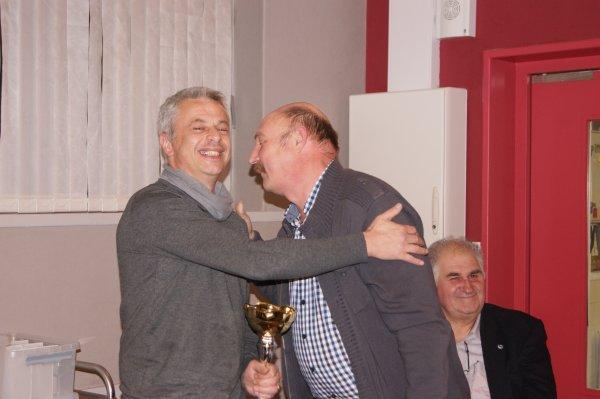 remise des prix Societé Anhiers/Râches + récompense de notre concours invité !!