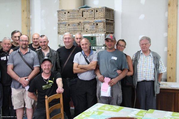 Photos de notre concours organisé pour les résidents du foyer de l'Arbre de Guise de Seclin (SUITE)
