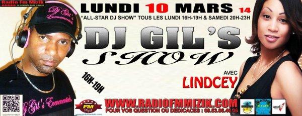 En ITW sur RADIO FM MIZIK LUNDI 10 MARS