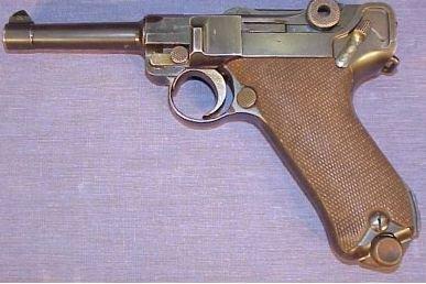 Le Luger Parabellum