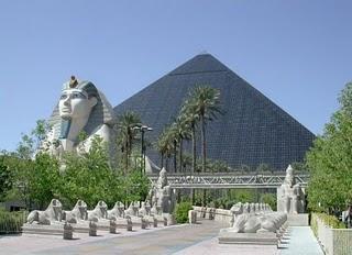 Le Luxor - Las Vegas