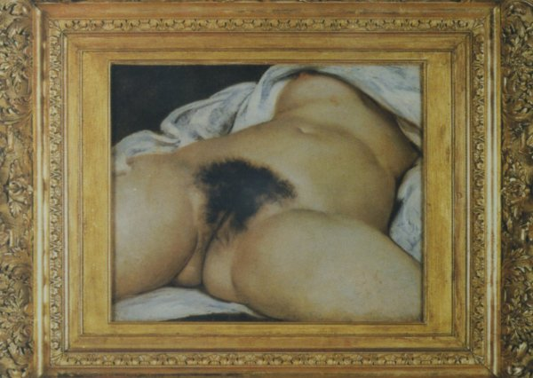 GUSTAVE COURBET