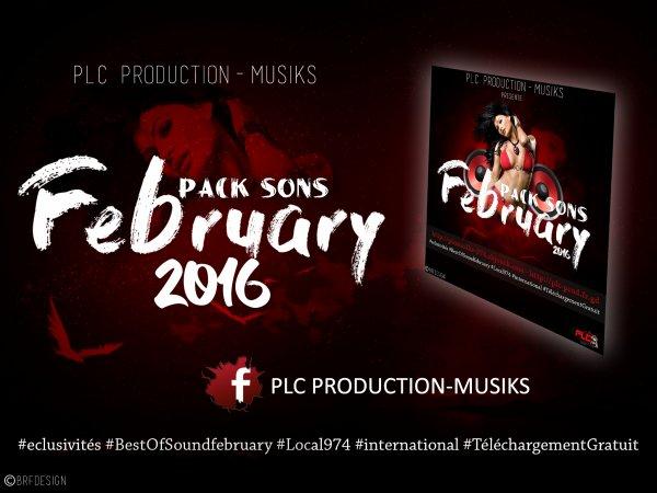 ★ Pack Sons (Février 2016) #105MP3 ♪ ★