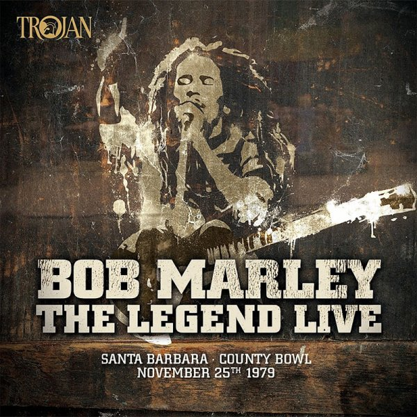Bob Marley & The Wailers - The Légend Live Santa Barbara County Bowl - 2016 - by PLC Muziks 974 !