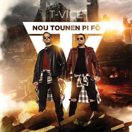T-VICE - Nou Tounen Pi Fò (ALBUM KOMPA 2016) - Exclusivité PLC Muziks 974 !
