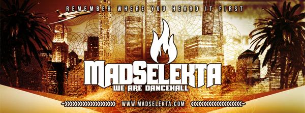 We Are Dancehall (Compile By Mad Selekta)  - Exclusivité PLC Muziks 974 !