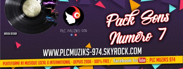 ★ 7ème Pack Sons 2017 - By PLC Muziks 974 ! ♪