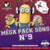 ★ Méga Pack Sons N°9 (2017) - By PLC Muziks 974 ! ♪