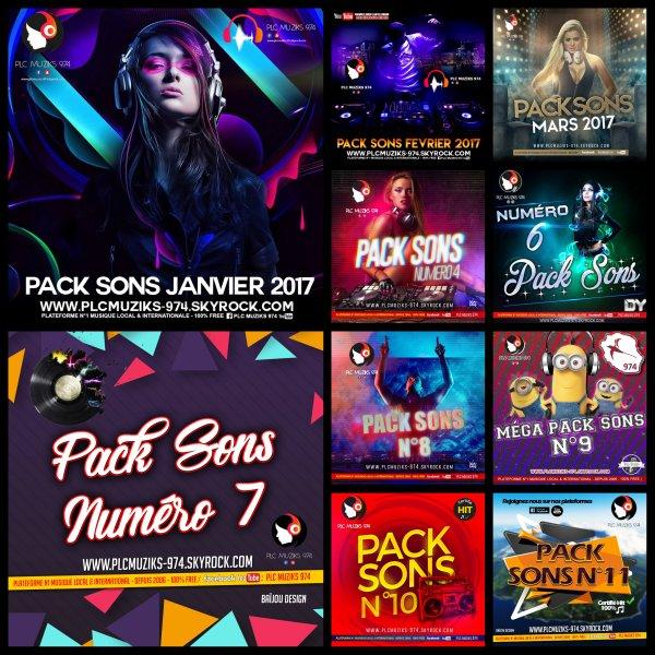 ★ Les Pack Sons de l'Année (2017) - By PLC Muziks 974 ! ♪