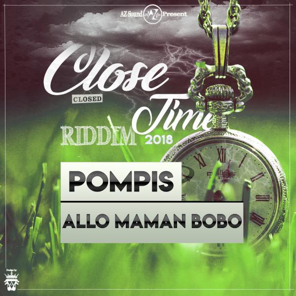 Close Time Riddim (AZ Sound) - 2018 - Exclusivité PLC Muziks 974 !