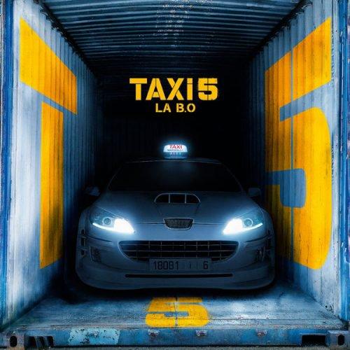 VA - Taxi 5 (Bande Originale Inspirée Du Film) - 2018 - Exclusivité PLC Muziks 974 !