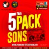 ★ Pack Sons N°5 (Mai 2018) - By PLC Muziks 974 ! ♪