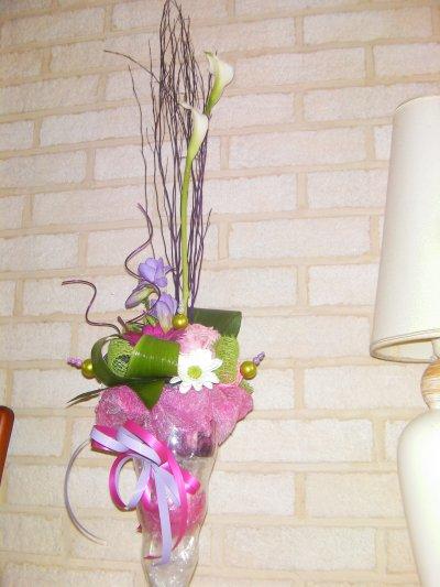 fleurs fais par moi