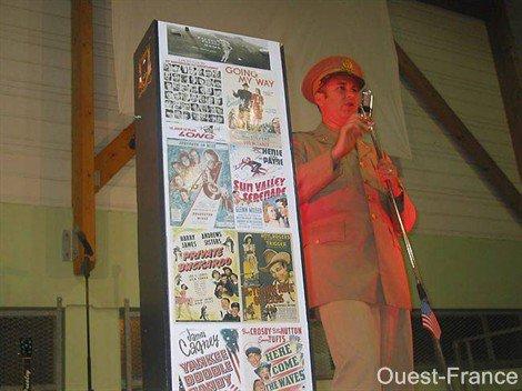 Montsurs le 31/07/10 pour le liberty festival