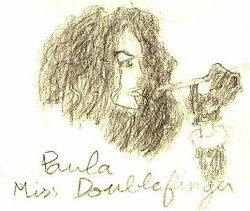 Paula (Miss Doublefinger)