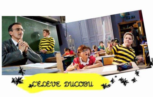 Sortie en salle ce mercredi 22 juin : L'élève Ducobu