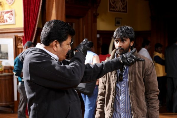 Nanban Shooting Pictures