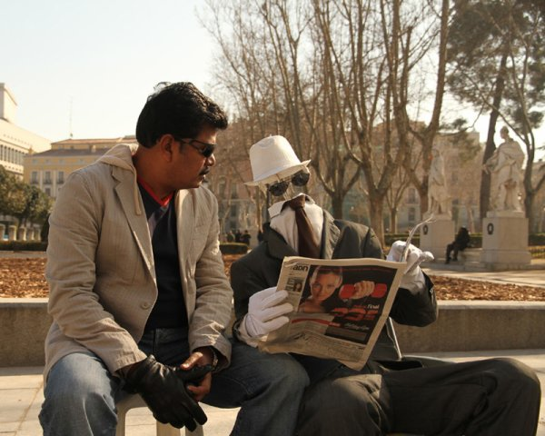 Shooting Of Nanban 2